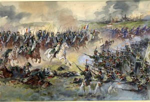 Battle of Borodino 1812 was a Pyrrhic victory for Napoleon and was followed shortly after by his withdrawal from Russia with the destruction of his Grande Armee